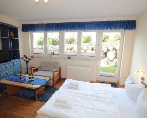 Rügen Villa Monika in Sassnitz Ferienwohnung 3 Schlafen